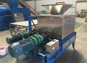 XJ600-1 Industrial Detergent Powder Machine